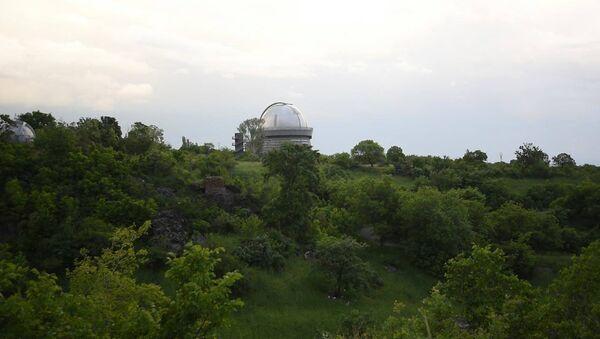 Бюраканская обсерватория - Sputnik Армения
