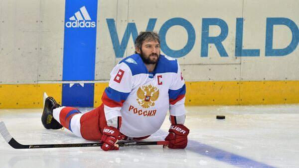 Игрок сборной России Александр Овечкин - Sputnik Армения