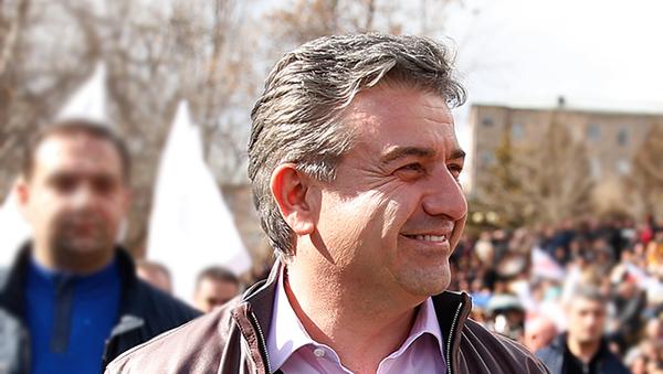 Карен Карапетян - Sputnik Армения