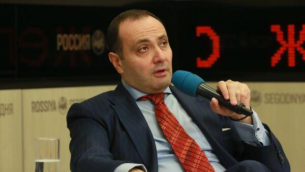 Вардан Тоганян - Sputnik Армения