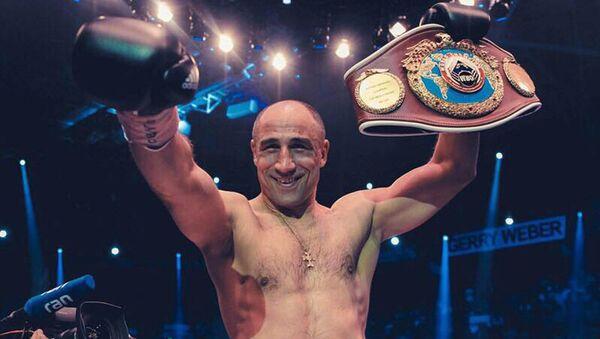 Артур Абрахам, боксер - Sputnik Армения