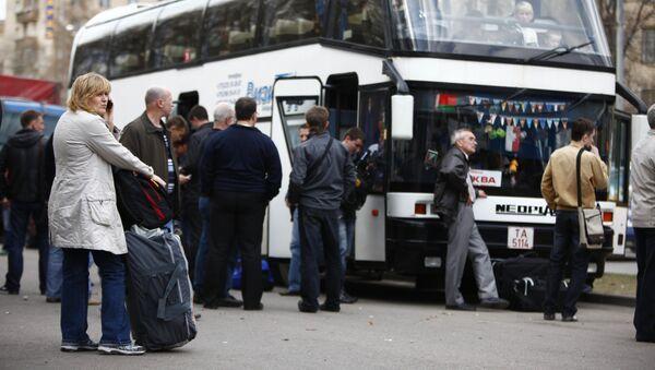 автобусные рейсы - Sputnik Армения