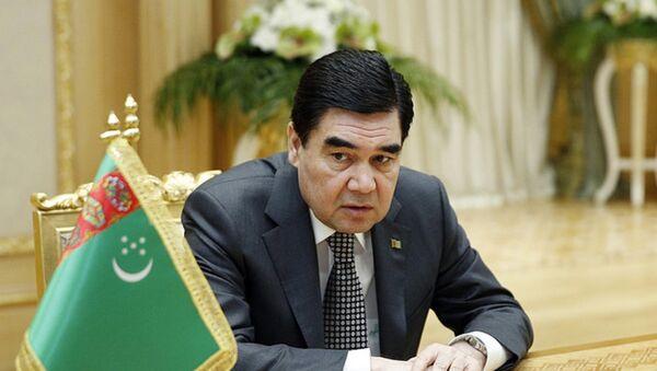 Президент Туркмении Гурбангулы Бердымухамедов - Sputnik Արմենիա