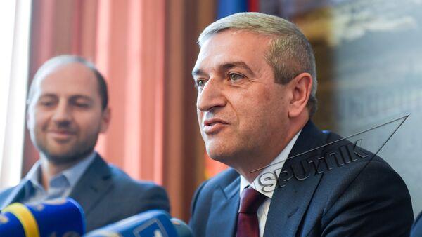 Ваан Мартиросян - Sputnik Армения