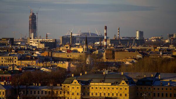 Города России. Санкт-Петербург - Sputnik Армения