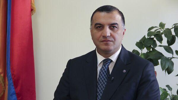 Артем Асатрян - Sputnik Армения