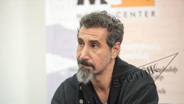 Серж Танкян - Sputnik Армения