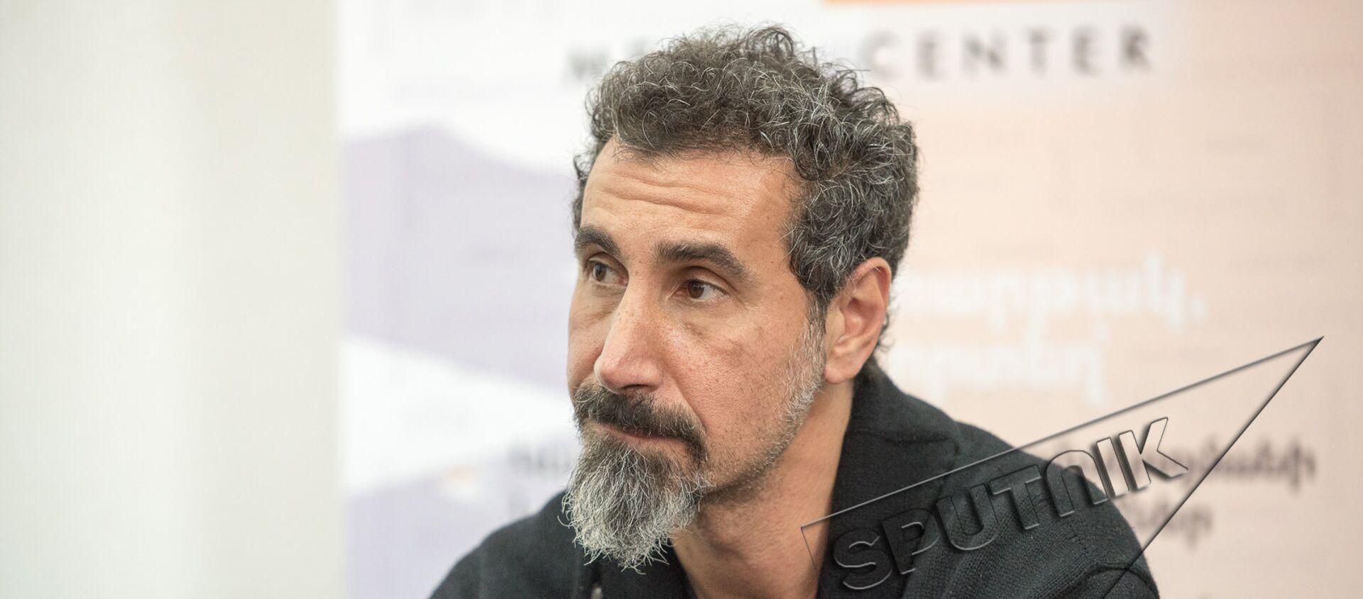 Серж Танкян  - Sputnik Армения, 1920, 12.11.2020