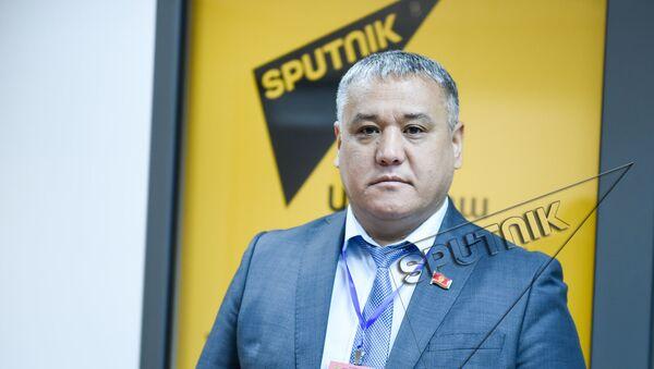 Нурматов Кубанычбек - Sputnik Армения