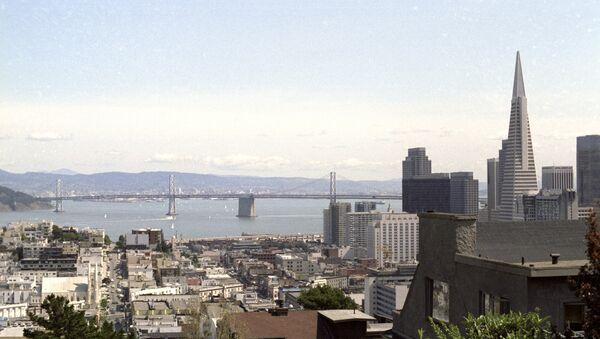 Вид на город Сан-Франциско - Sputnik Армения