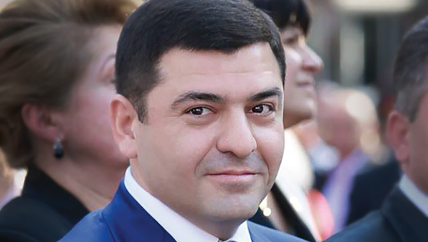 Артак Саргсян - Sputnik Армения