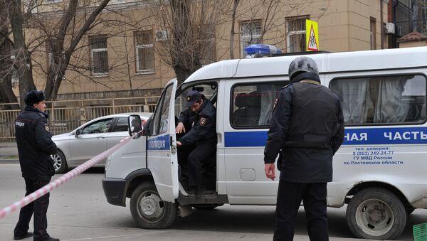 Взрыв у школы в Ростове-на-Дону - Sputnik Армения