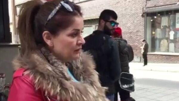 Очевидцы теракта в Стокгольме рассказывают о произошедшем - Sputnik Армения