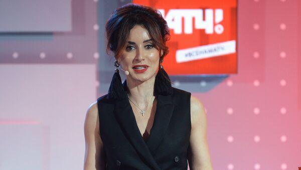 Тина Канделаки - Sputnik Армения
