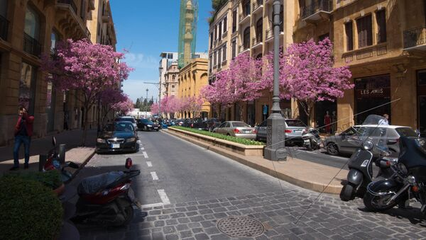 Бейрут, Ливан - Sputnik Армения