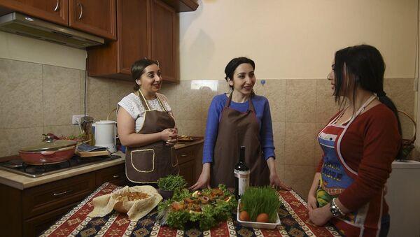 Շեֆ խոհարարին հյուր. ինչպիսին պետք է լինի Զատկի սեղանը - Sputnik Արմենիա