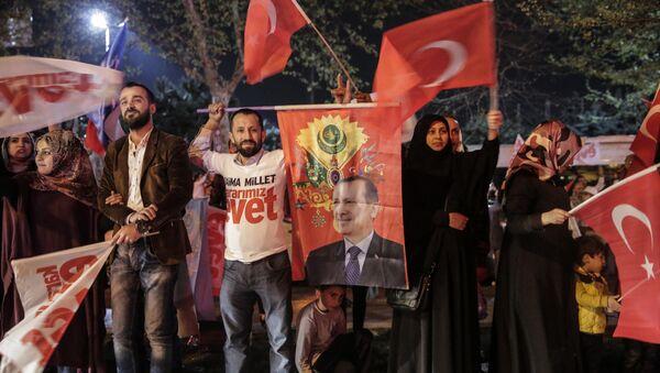 Референдум в Турции - Sputnik Армения
