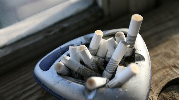 Ծխախոտի մնացորդ - Sputnik Արմենիա