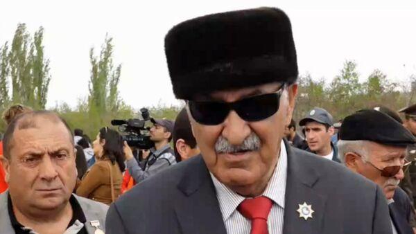 Азиз Тамоян - Sputnik Армения
