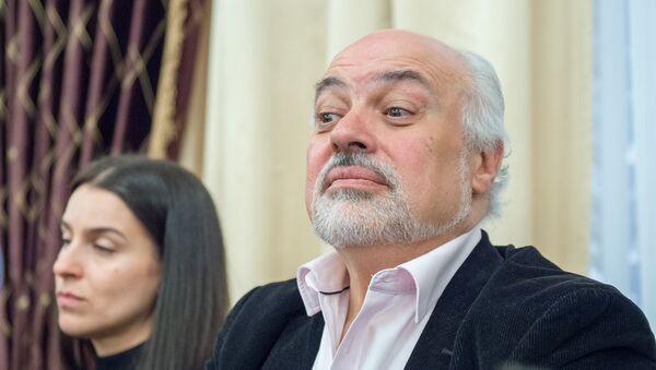 Константин Орбелян. Первый международный оперный фестиваль в Ереване - Sputnik Армения