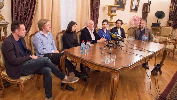 Первый международный оперный фестиваль в Ереване - Sputnik Армения
