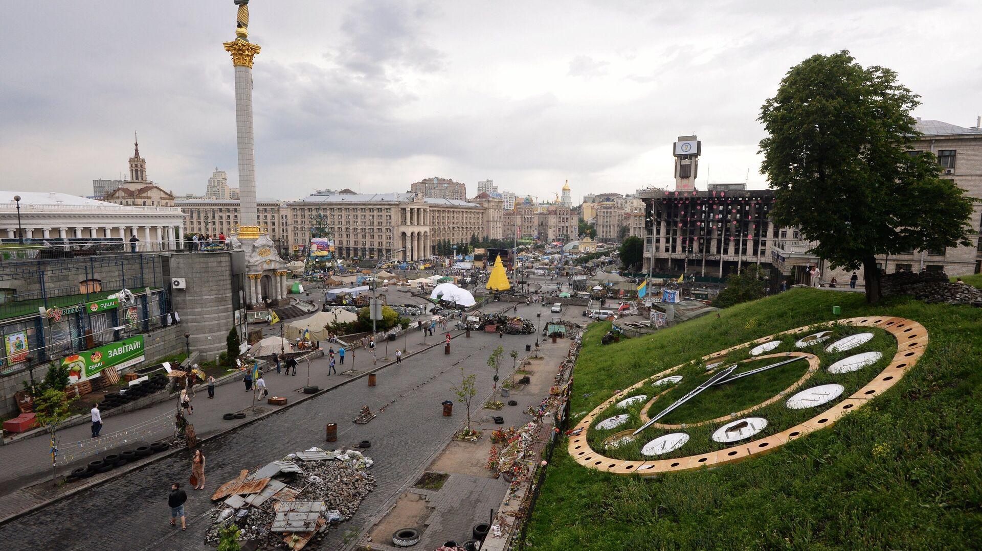 Киев накануне выборов - Sputnik Армения, 1920, 19.09.2021