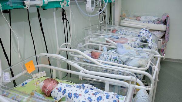 Новорожденные дети - Sputnik Արմենիա