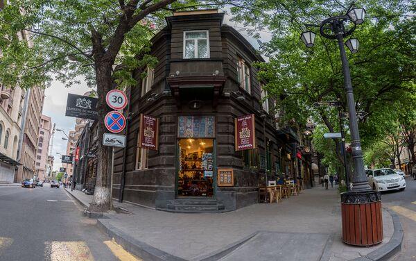 Աբովյան փողոցը՝ հիմա - Sputnik Արմենիա