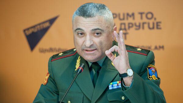 Андраник Макарян - Sputnik Армения