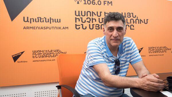 Тигран Кеосаян - Sputnik Армения