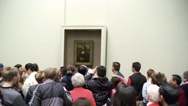 У картины Леонардо да Винчи Мона Лиза - Sputnik Արմենիա