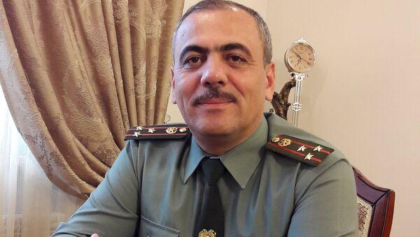 Альберт Багдасарян - Sputnik Армения