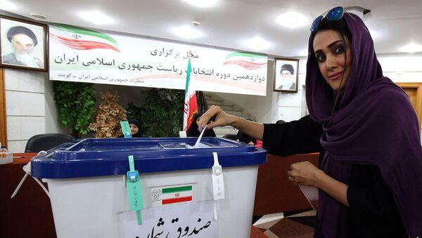 Президентские выборы в Иране - Sputnik Армения