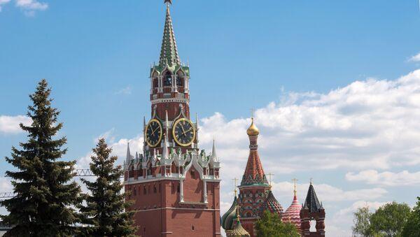 Виды Москвы. Кремль - Sputnik Армения