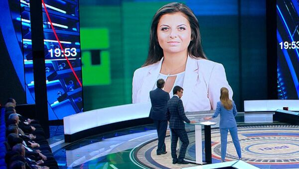 Симоньян прокомментировала слова Макрона в адрес Sputnik и RT - Sputnik Армения