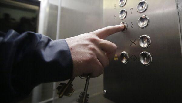 Установка лифта в жилом доме - Sputnik Արմենիա