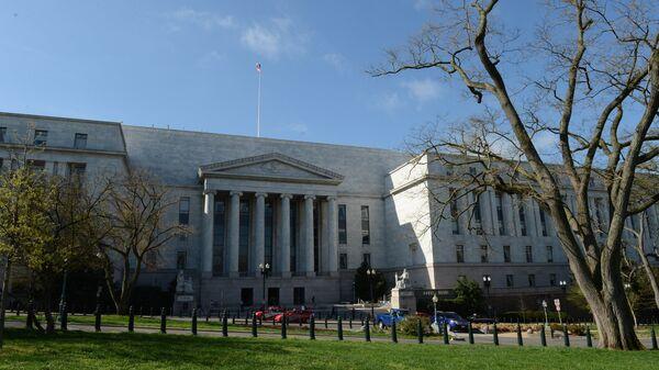 Здание Палаты представителей Конгресса США в Вашингтоне  - Sputnik Армения