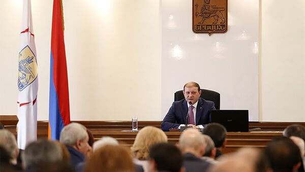 Заседание Совета старейшин Еревана - Sputnik Армения