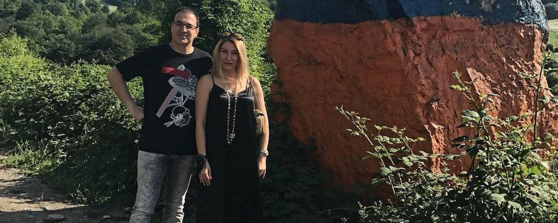 Гарик Мартиросян и Жанна Левина - Sputnik Армения, 1920, 22.08.2021