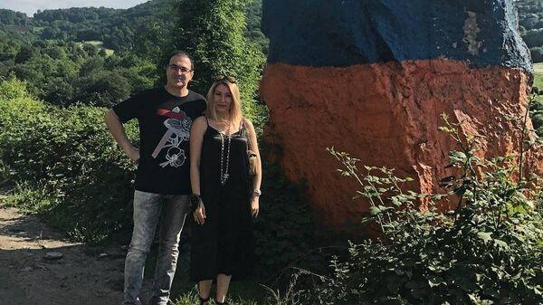 Гарик Мартиросян и Жанна Левина - Sputnik Армения