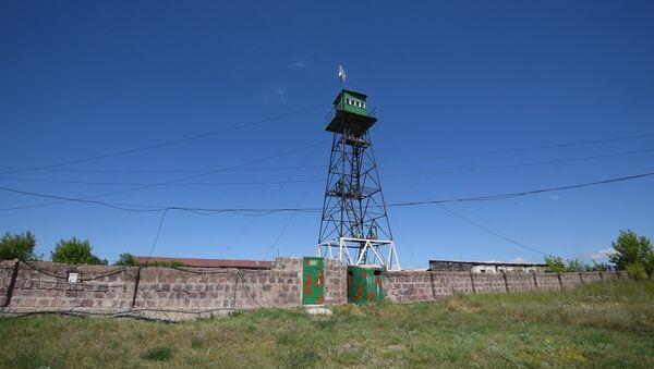 Весть о строительстве стены на армяно-турецкой границе удивила жителей села Айкадзор - Sputnik Արմենիա