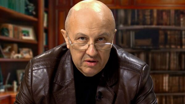 Генеральный директор Института системно-стратегического анализа РФ Андрей Фурсов - Sputnik Армения