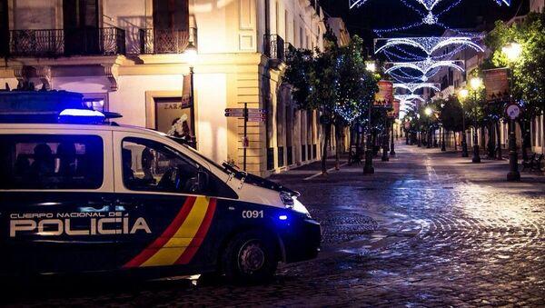 Полиция Испании - Sputnik Արմենիա