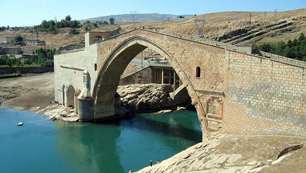 Крепостнные стены Диарбекира - Sputnik Армения