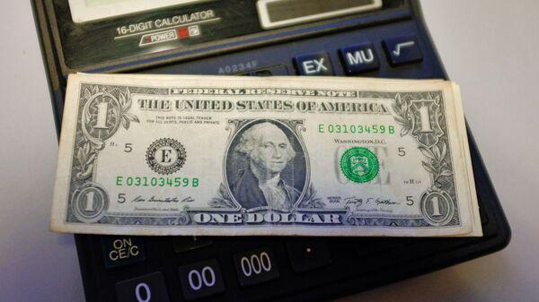 Доллары США - Sputnik Արմենիա