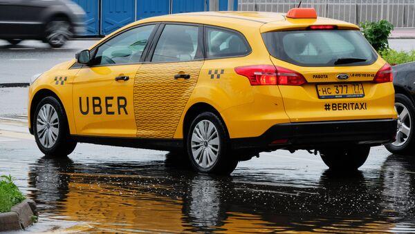 Такси Uber - Sputnik Армения