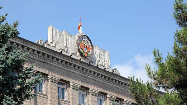 Резиденция Президента Республики Арцах - Sputnik Արմենիա