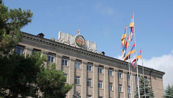 Резиденция Президента Республики Арцах - Sputnik Армения