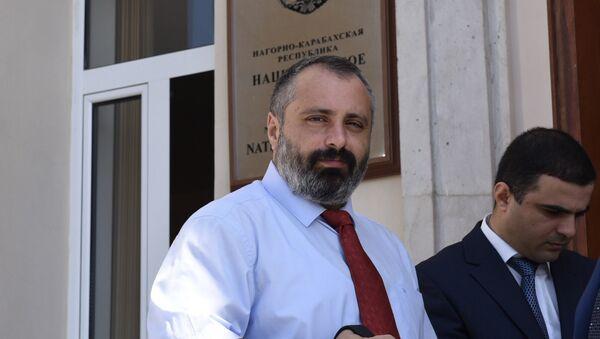 Давид Бабаян - Sputnik Армения