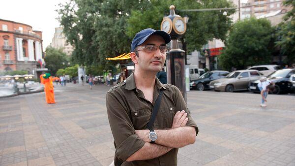 Рубен Ишханян - Sputnik Армения